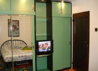 Apartment 4 to rent in Timisoara, the first bedroom (D1), recently renovated apartment