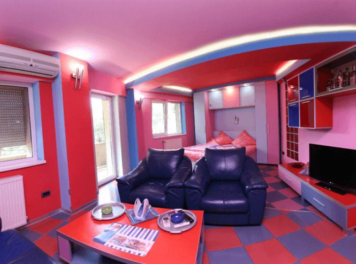Appartamento quadrilocale da affittare breve termine Timisoara (app.6)