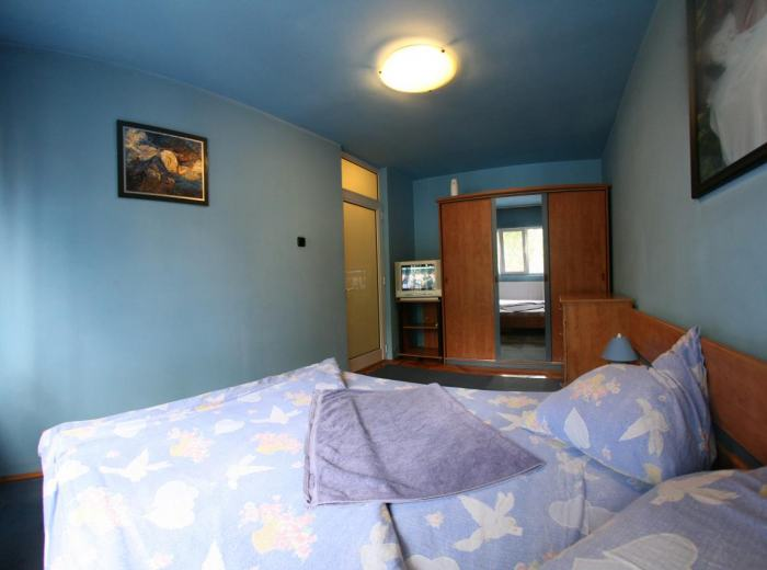 Central vacation apartment 5 Timisoara (Vidican), perfect cleaning (bedroom D2)