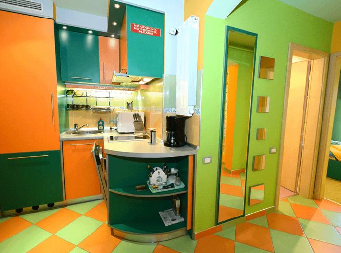 Appartamenti con cucina da affittare breve termine Timisoara (app.2)