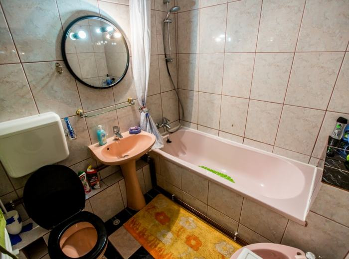 Appartamento da affittare Timisoara con bagna con vasca (app.3)