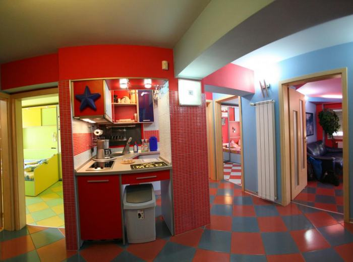 Appartamento attico con cucina da affittare Timisoara per vacanza