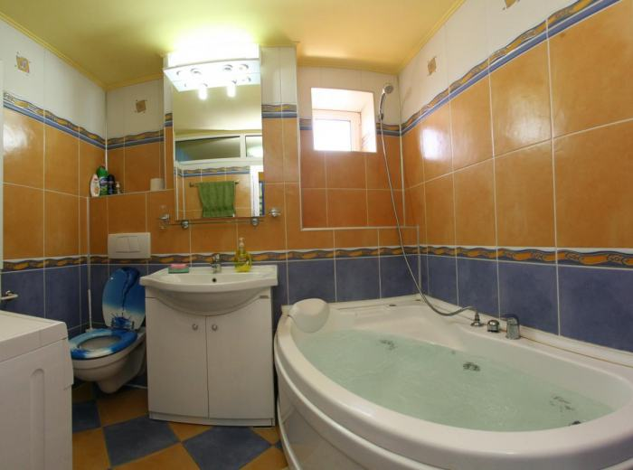 Flat 1 with jacuzzi short term rentals Timisoara, full relaxation