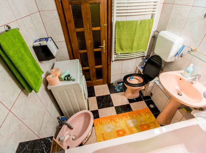 Temporary flat 3 apartment Timisoara, washing machine