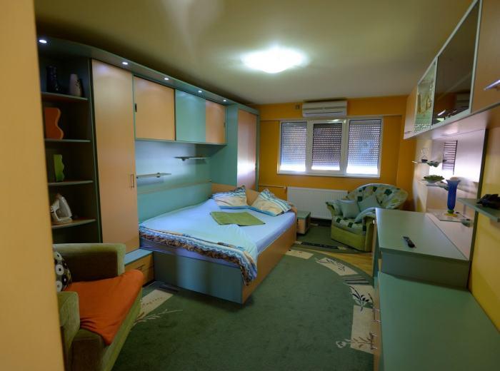Stanze da letto in affitto breve termine a Timisoara (ap.1)