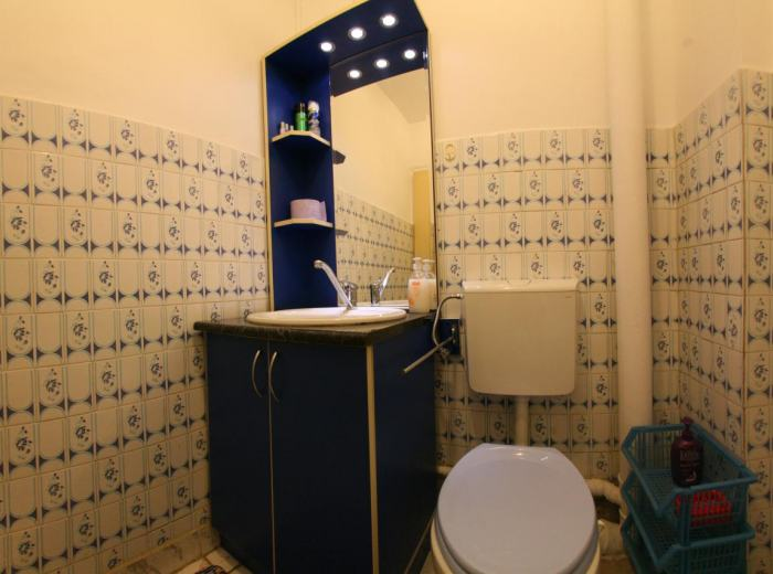 Short term 3 bedrooms apartment 5 Timisoara (Vidican), the secondary bathroom