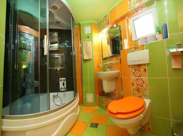 Da affittare appartamento attico per vacanza con cabina doccia (app.6)