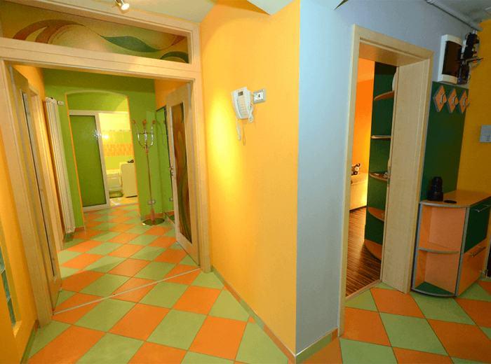 3 chambres doubles a louer court terme Timisoara