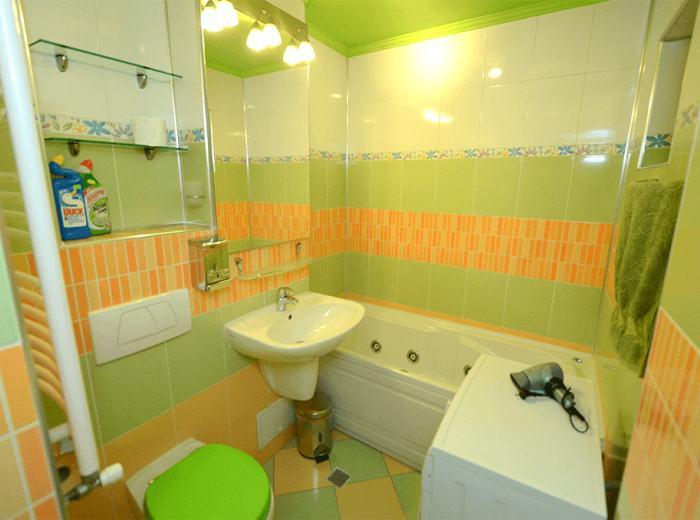 Appartamenti a breve termine con iacuzzi Timisoara (app.2)