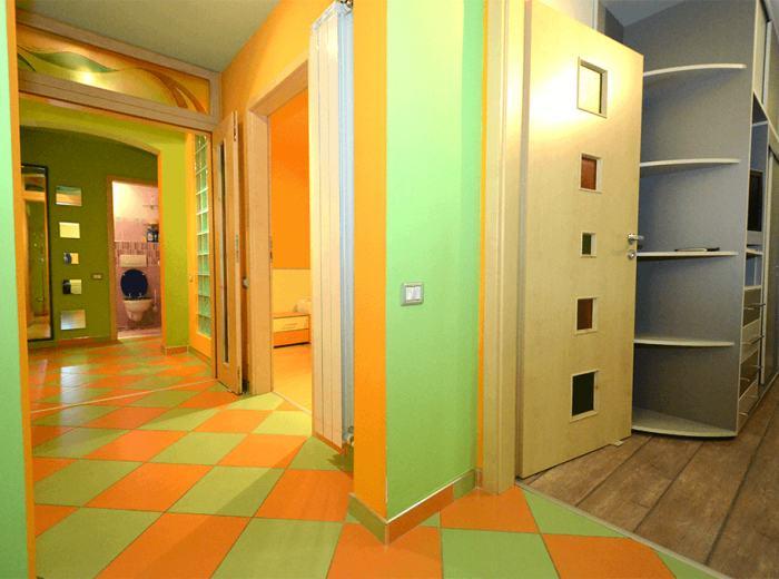 Appartamento grande, tipo attico, 4 camere, 4 terrazze a Timisoara