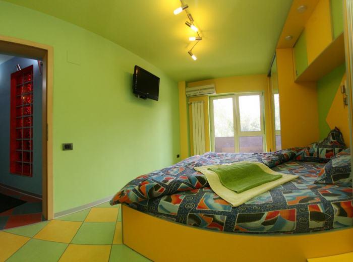 4 chambres doubles à louer court terme Timisoara