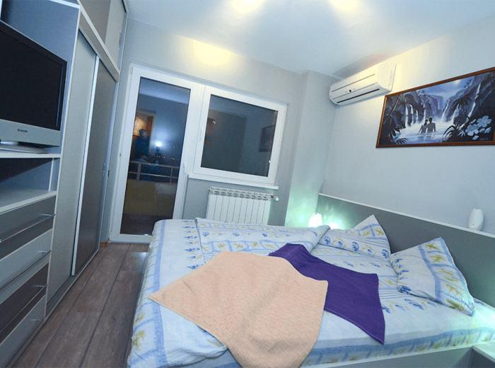 Apartamentos de lujo con 3 habitaciones dobles a corto plazo Timisoara