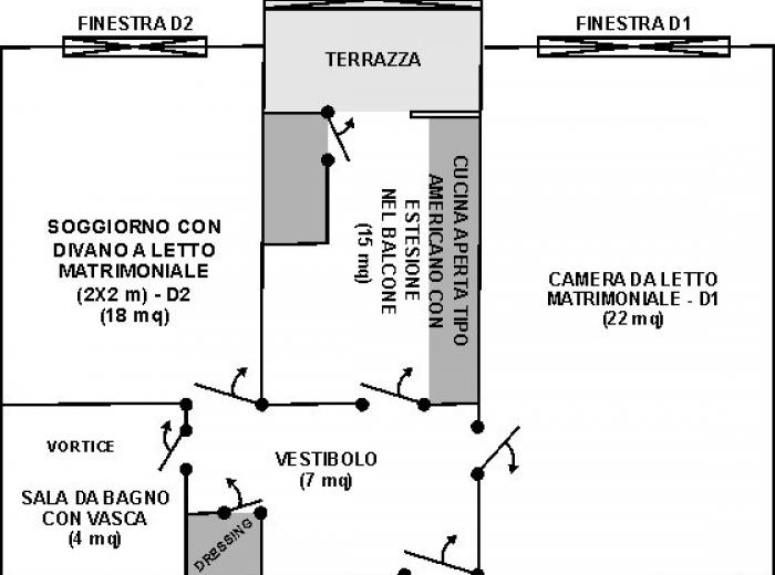Appartamenti breve termine Timisoara, Vidican (app.3)