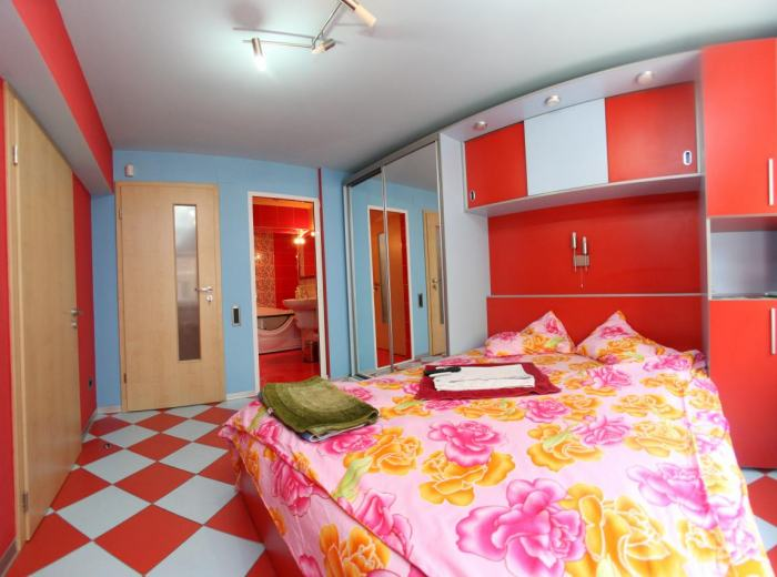 Apartamente in regim hotelier Vidican Timisoara, camera dubla (ap.6)
