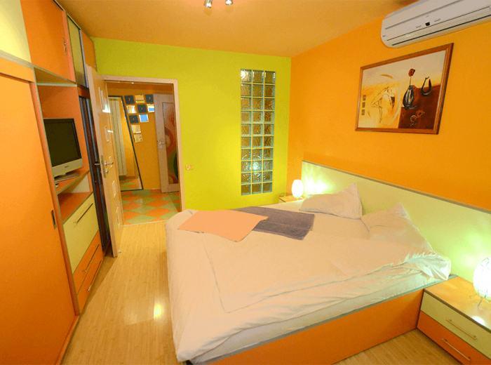3 chambres doubles à louer court terme Timisoara