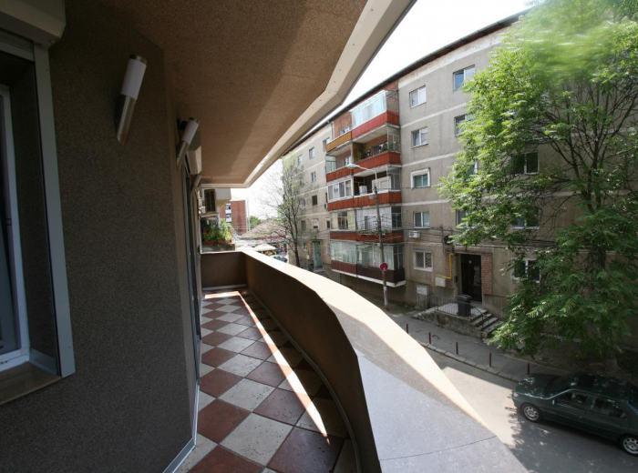 Inchirieri in regim hotelier Vidican in Timisoara (terasa apartament 6)