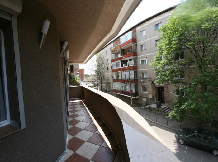 Vidican short term apartment 6 in university area Timisoara